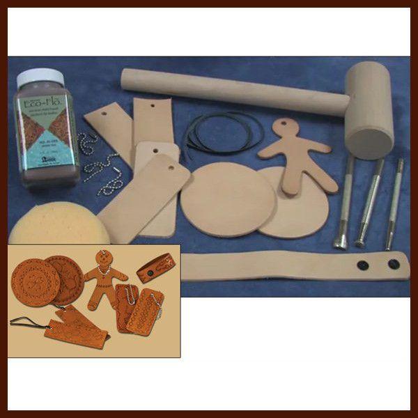 Tandy Lederhandwerkset für Kinder