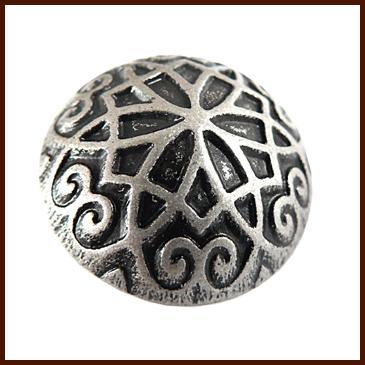 Gotischer Knoten 925 AS klein