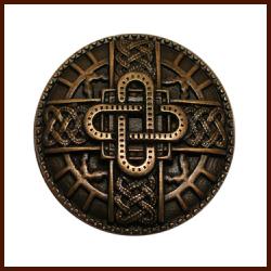 Merowinger Amulett ZN AM