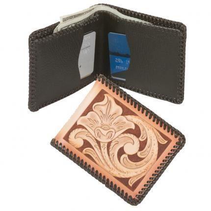 Erstklassiges Brieftaschen Set