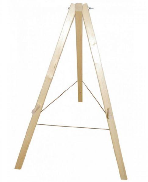 Zielscheibenständer Holz