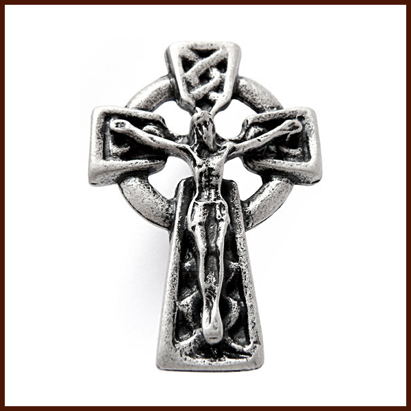 CELTIC CRUCIFIX ZN 925 AS