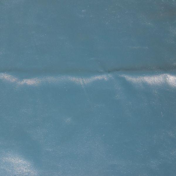 Lammglattleder blau-grün Sonderposten