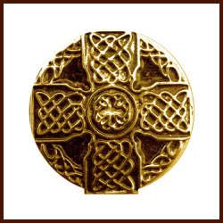Keltisches Flechtkreuz AM