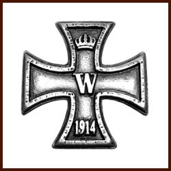 Das eiserne Kreuz ZN 925 AS