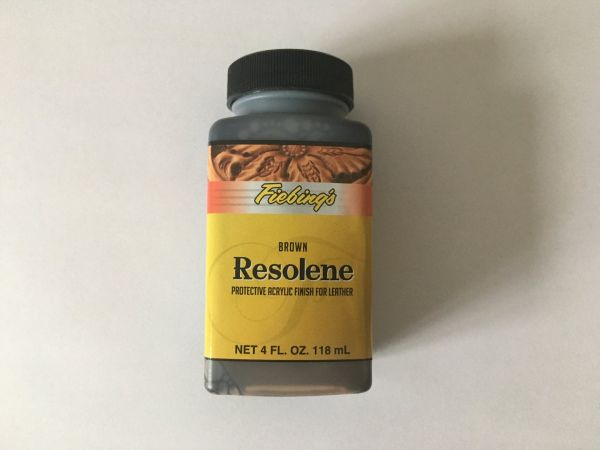 Fiebing`s Acryl Resolene braun