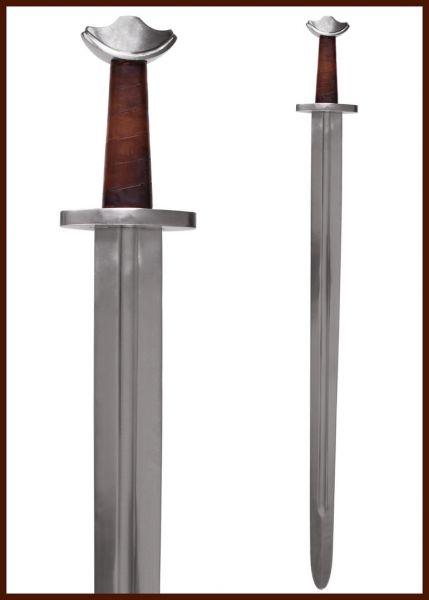 Wikinger Tempelschwert mit Scheide