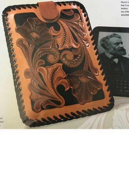 Tandy Lederset Tablet/ E-Book Reader Hülle klein