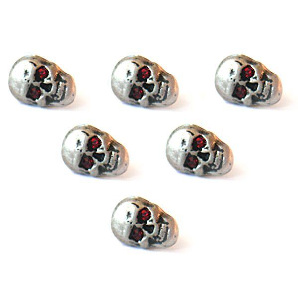 Skull-S 925 AS