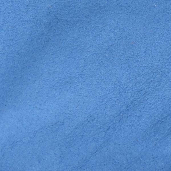 Tuchweiches Leder blau Sonderposten