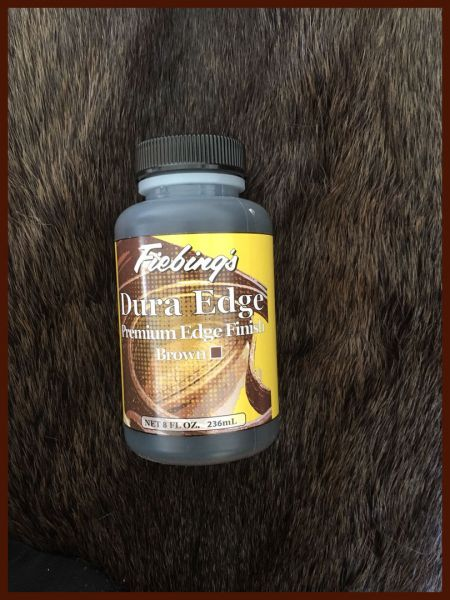 Fiebing`s Dura Edge Brown