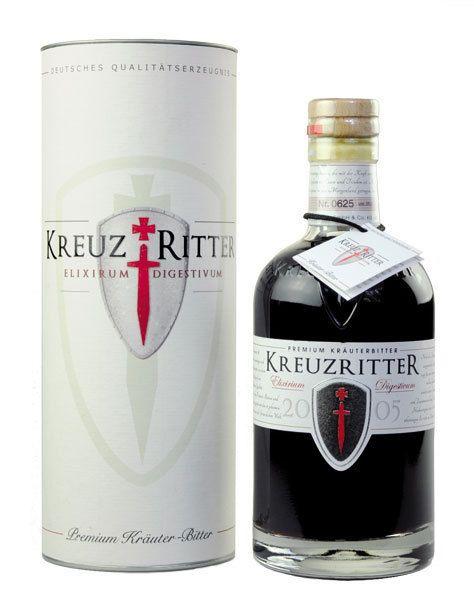 Kreuzritter Kräuterbitter 0,5 l