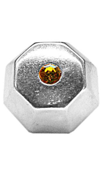 Octagon Pyramide gelb AS