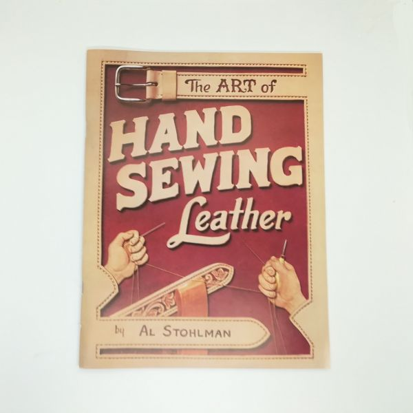 The Art of Hand Sewing Leather - Leder nähen mit der Hand