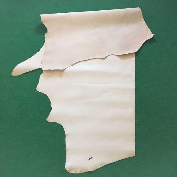 Blankleder 1/2 Haut, 1,3 - 1,5 mm