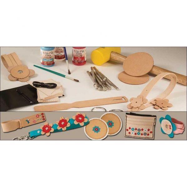 Tandy Lederhandwerk Punzierset 2